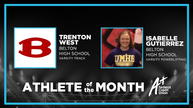 And the February Athlete of the Month Winners Are…