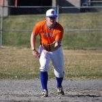 Varsity Baseball defeats Romulus 19-0