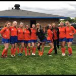 Girls Varsity Soccer – Seniors Own The Night In Final Home Game