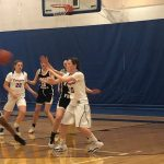 Girls Varsity Basketball beats Redford Union 43 – 23