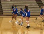 Volleyball: October