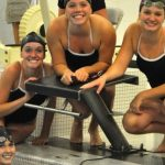 White Hawks Host Invite, Win Dual Meet