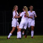 Girls Soccer Defeats Rockford in Home Opener