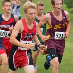 Runners Compete in Gerry Smith Invite