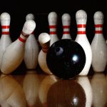 Bowling Team Splits to Open Season