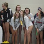 Five from Swim & Dive Earn All-Conference