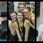 Six Swimmers Advance to State