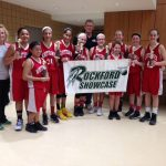 7th Grade Girls Take Second in Rockford Basketball Tourney