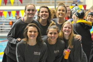 State Girls Swim Meet 2014