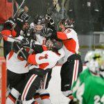Boys Hockey Opens Season With Pair of Wins
