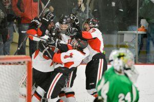 Boys Hockey vs. Greenway – 11.21.14