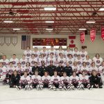 White Hawks Boys Hockey Team