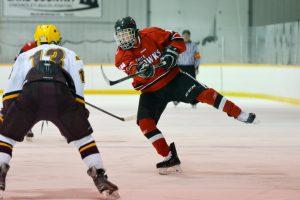 Boys Hockey vs. Warroad (11.28.14) & Lake of the Woods (11.29.14)