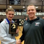 Bennyhoff Returns to All-State Academic Team