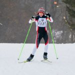 Nordic Ski Competes in Sprint Relays