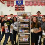 Link Crew Helps 'Sandwich Man' Feed Homeless