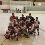 U10 Girls Hockey Places Fourth at Fargo Tourney