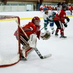 Boys Hockey Drops Games to Ranked Teams