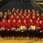 Hawkettes Capture Conference Championship