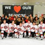 Senior Skaters Recognized