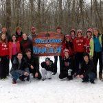 Nordic Team Training, Bonding on MLK Day Trip