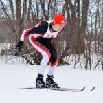 Abegglen is Nordic Ski Conference Champ
