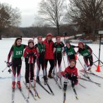JV Nordic Team Competes in Conference Championship