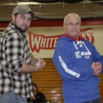 Bennyhoff, Ham Inducted Into Wrestling Hall of Fame