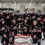 Bantam A Brings Home Another Trophy