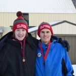 Two Skiers Advance to State Alpine Meet