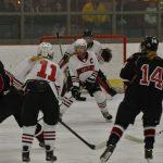 Girls Hockey Earns Huge OT Win in Season Finale
