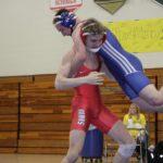 Wrestlers Take Second at Leopold Haglund Tourney