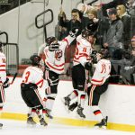 Boys Hockey Gets Wins at Home, On the Road