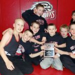 Youth Wrestlers Take Second in MWO Duals