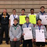 White Hawks Wrestlers Send Six to State