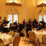 Jazz Band Performs at Staff Recognition Banquet - 5.6.15