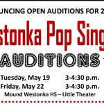 Join the Westonka Pop Singers