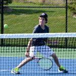 Boys Tennis Breezes Past Southwest Christian