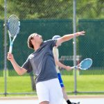 MWHS Tops Holy Angels in Team Tennis Sections