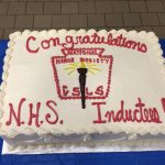 NHS Welcomes 32 New Members