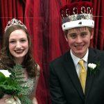 McDonald, Born Rule the Big Top at MWHS Prom