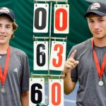 White Hawks Doubles Team Advances to State
