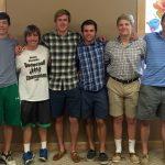 White Hawks Baseball Seniors Honored at Banquet