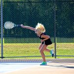Girls Tennis Preps for Postseason Play