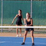 Girls Tennis Wraps Up Team Season