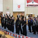 Gymnasts Place Sixth at True Team State