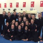 Gymnastics Team Claims Conference Title