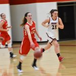 Girls Hoops Stays Competitive in Conference Play