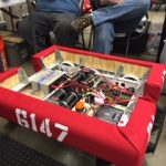 FIRST Robotics Regional Competition - 3.5.2016