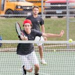 Boys Tennis Impresses in Opening Play